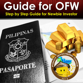 Investment Guide for OFW-eBook Cover