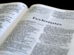 bible-ecclesiastes