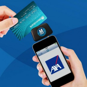AXA and Metrobank Card launch MSwipe