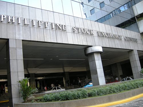 Philippine Stock Exchange (PSEi)-706795