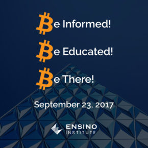 Bitcoin Seminar By Ensino Institute Inc